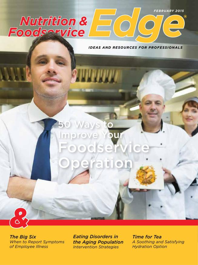 Nutrition Foodservice Edge