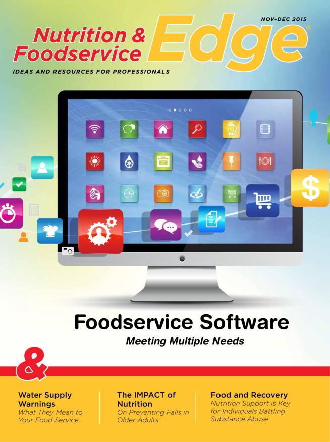 Nutrition & Foodservice Edge