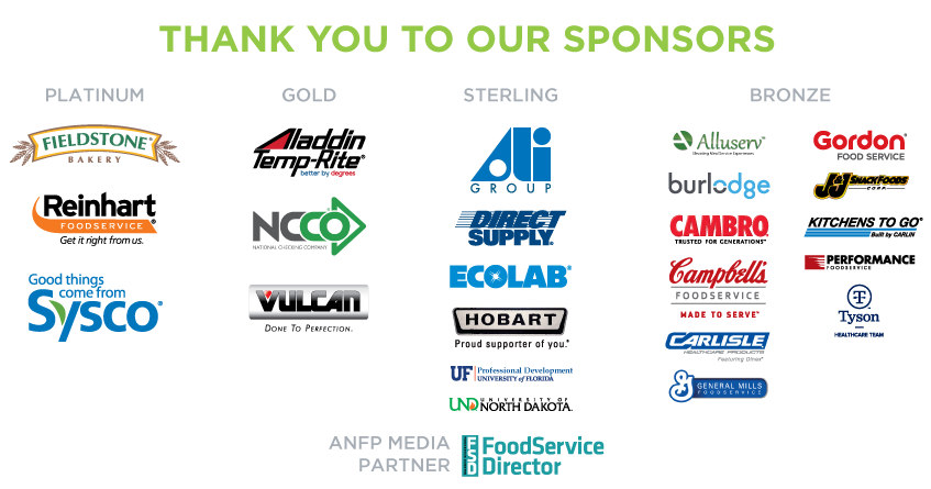 2018 Annual Conference & Expo Sponsors