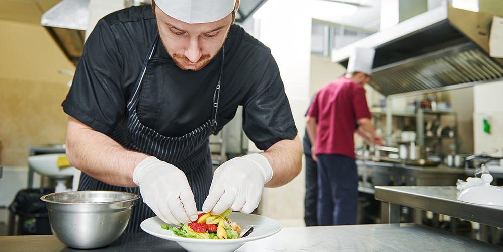 Chef-Making-Dish
