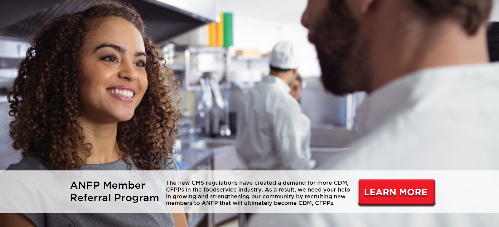 Anfp the association of nutrition foodservice professionals member referral program xflitez Gallery