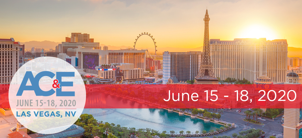 Annual Conference & Expo - Las Vegas, NV