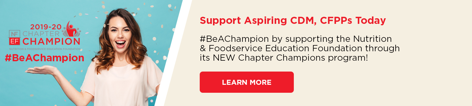 Become a Chapter Champion!