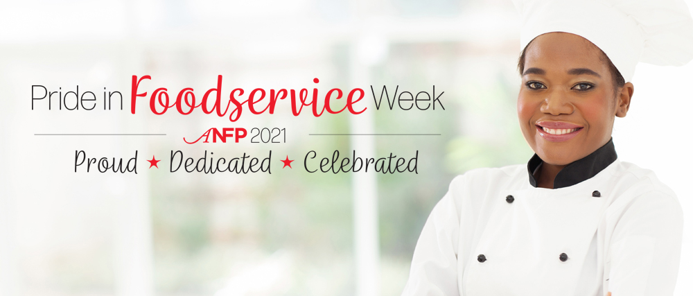 Pride in Foodservice Week Banner