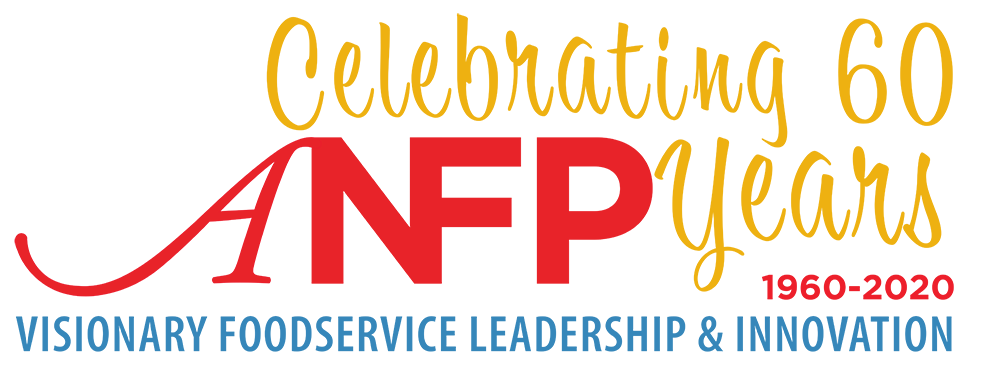 ANFP's 60th Anniversary Logo