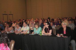 2018 Annual Conference and Expo Image of Attendees